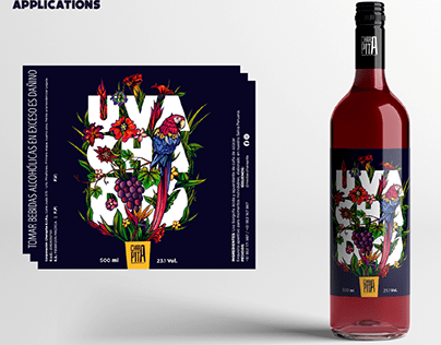 Charapita - Label Design