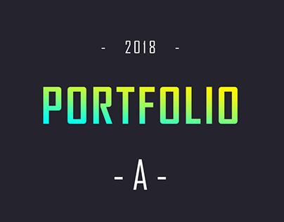 Portfolio 2018 - A