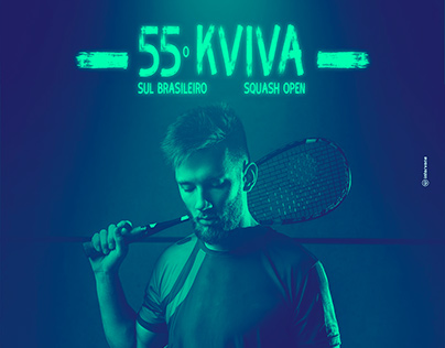 KVIVA Sul Brasileiro de Squash