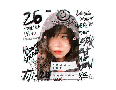 ART PORTFOLIO 2020 - Jiji Illustration