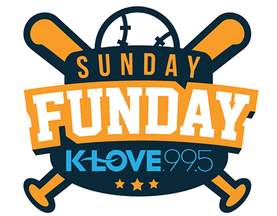 K-LOVE Sunday Funday Logo 2016