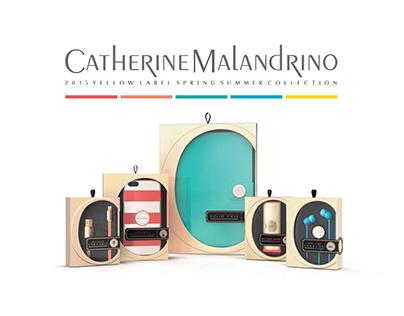 Catherine Malandrino Packaging Design