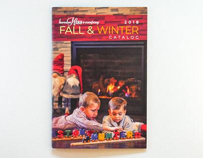 2018 Fall/Winter Herman Hiss Catalog