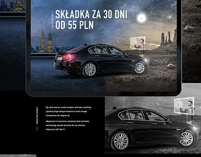 Landing Page / eAgent.pl
