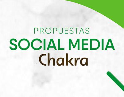 Social Media Chakra
