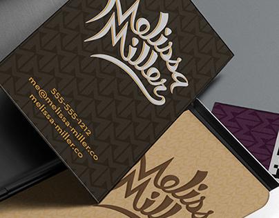 Melissa Miller Branding and Identity