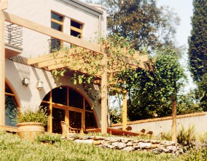 Cottage near Lviv, UA