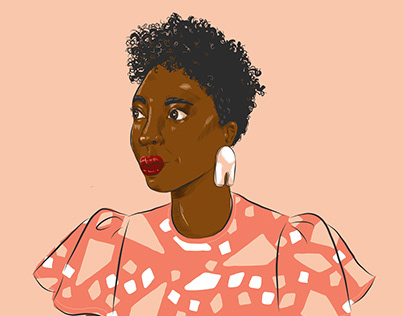 Illustrations - Portraits of Women