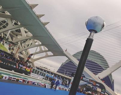 Maratón Valencia. 360 Experience