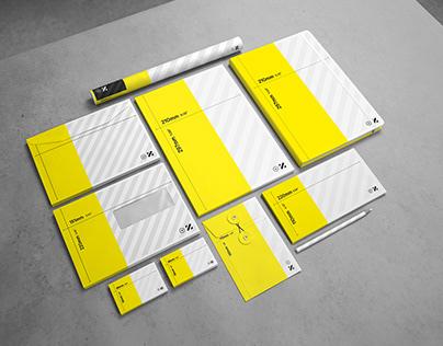 Identity Stationery Mockup Pack