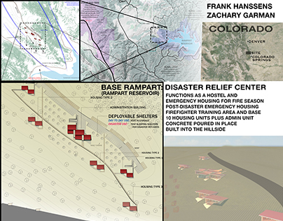Base Rampart: Forest Fire Relief And Training Area