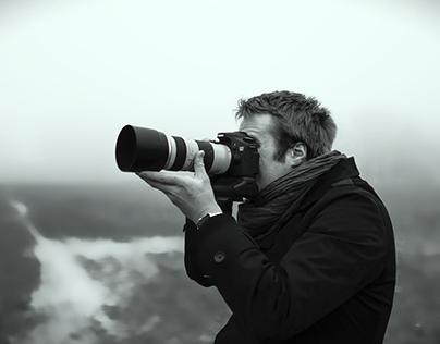 Nicolai Friis, fotografen I fjæset