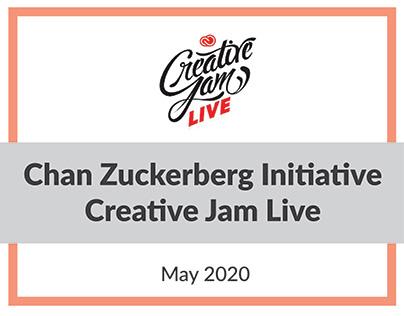 CZI Creative Jam Live (Top Ten Finalists Winner)