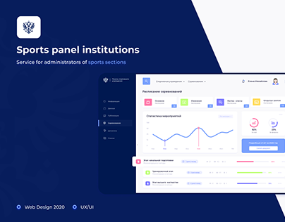 Sports panel institutions