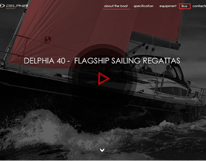 Delphia 40.3 - Ocean-going yacht approved by masters