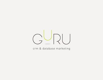 Guru | Logo + Visual Identity
