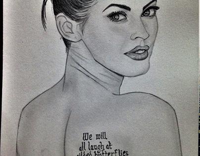 Megan Fox By Me