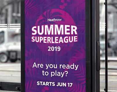 Heathrow Summer Superleague 2019
