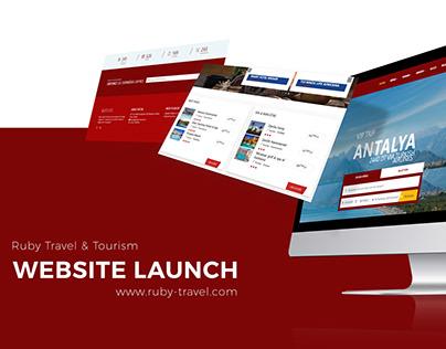 Travel Agency Website