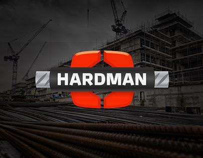 Логотип для компании Hardman
