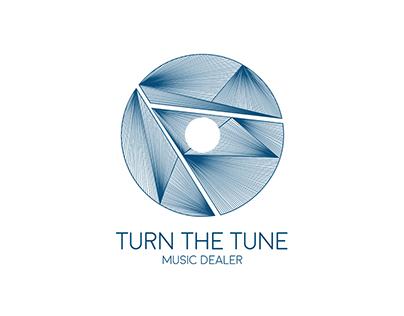 Turn The Tune - Music Dealer // Branding Identity