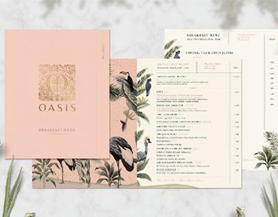 Mount Nelson Bistro & Restaurant Branding