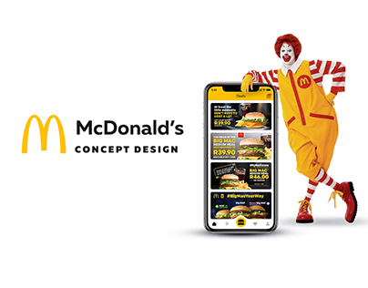 McDonald's Delivery Application