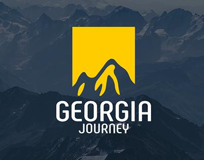 Georgia Journey - logo & brand identity design