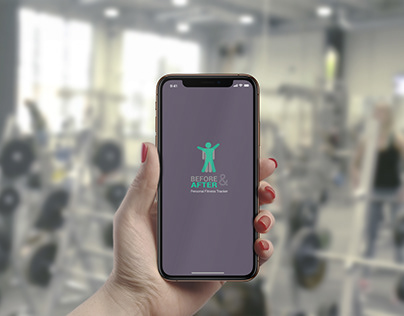 BEFORE & AFTER: workout app & wearable device