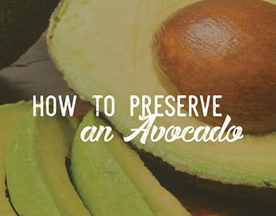 How To Preserve An Avocado by Avocado Queen
