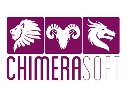 CHIMERASOFT   Logo design
