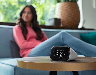 SuperHeroes Amsterdam - Lenovo - Smart Clock