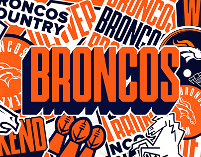 Broncos Weekend | GFX Package