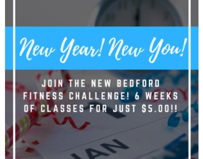 New Bedford Fitness Challenge - Spencer Schneider