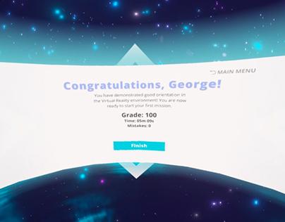 VR Simulator for Intel