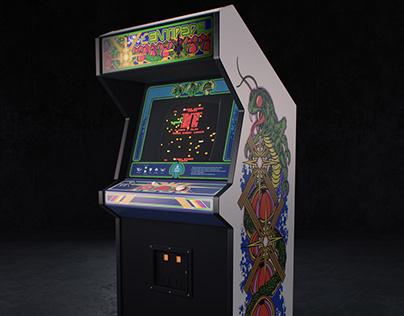 Game Arcade Centipede