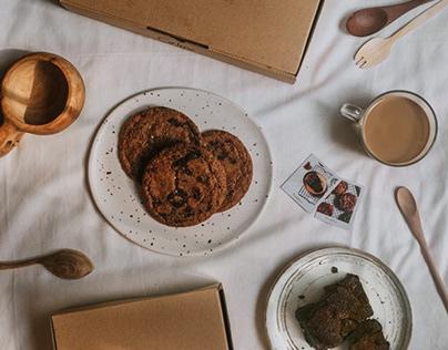 Brownie & Cookies — Pookies