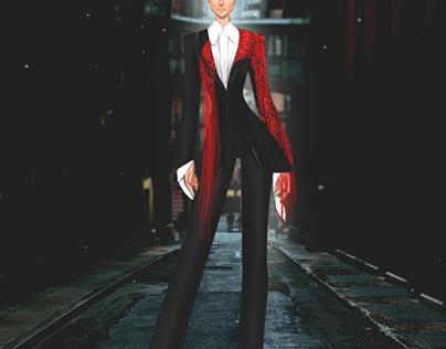 ALEXANDER MCQUEEN - Keeping it stylish!