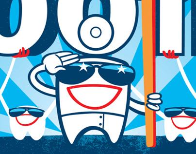 Doctor Wisdom Tooth - Logo