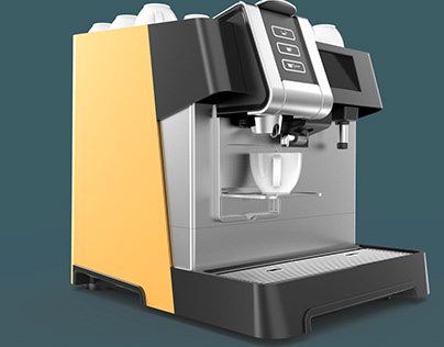 Gaia - semi pro coffee machine