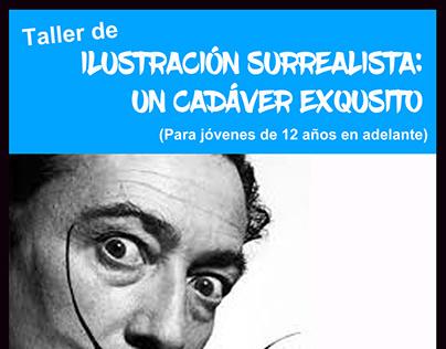 Workshop of surrealistic illustration technique