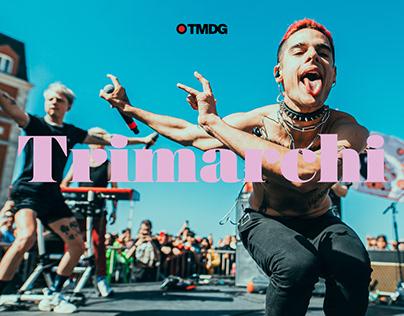 Trimarchi 2019 - Diseño y fotografía