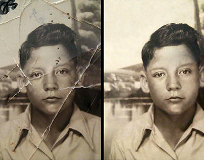 Photo Restoration & Retouching