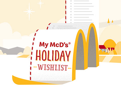 My McD's Holiday Wishlist