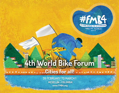 4to Foro Mundial de la Bicicleta.