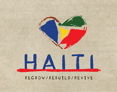 HAITI - Regrow/ Rebuild/ Revive