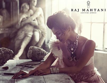 Raj Mahtani Campaign 'Paris in Calcutta' 2019