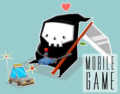 """Mobile Game """"Oopps!"""""""
