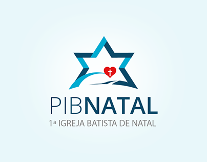 Logo PIB Natal