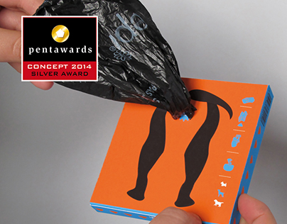Nom d'un chien - packaging / silver pentawards 2014